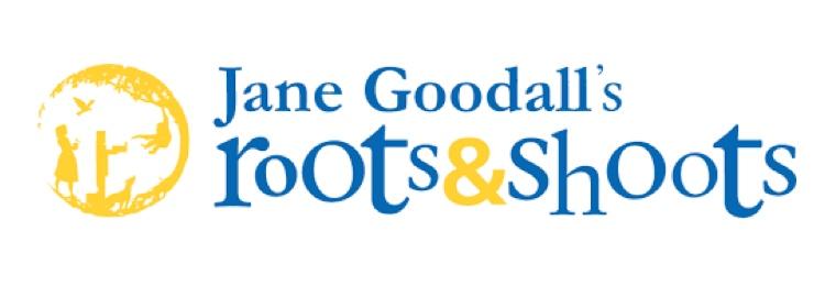 jane goodalls roots and shoots logo anna zemann