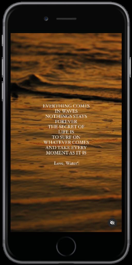 iphone homepage