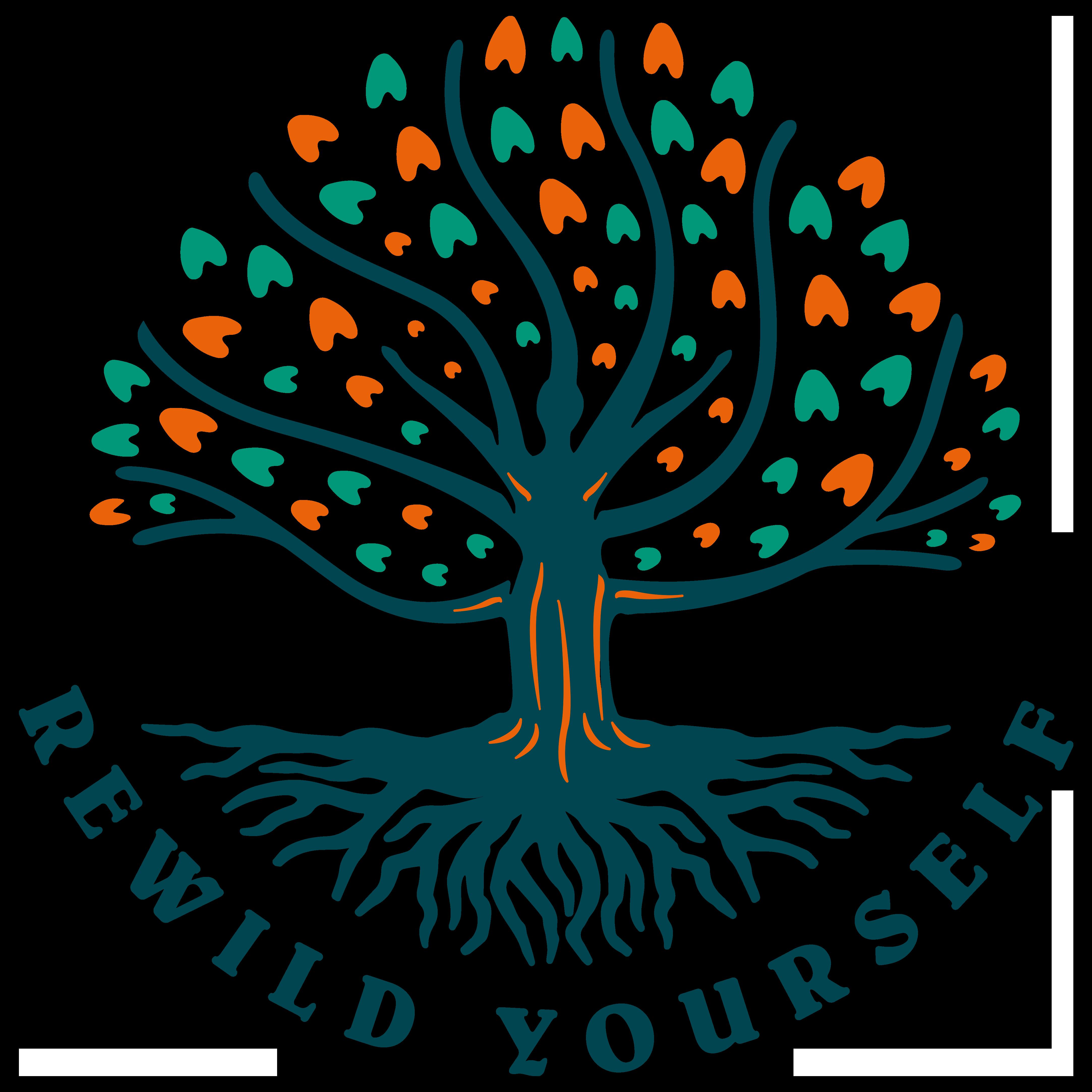 logo rewild spring